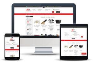 Sklep internetowy Broda e-Shops System