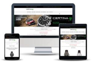 Autoryzowany przedstawiciel marki Zegarków Certina